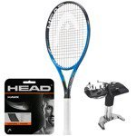 Teniso raketė HEAD GRAPHENE TOUCH INSTINCT S + HEAD HAWK stygos + tempimas / 231927