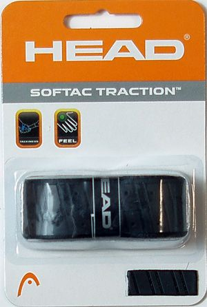 Pagrindinė koto apvija (grip) HEAD SOFTAC TRACTION