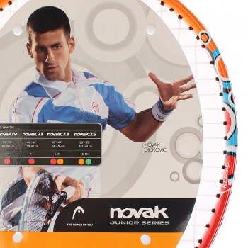 Teniso raketė HEAD NOVAK 21 junior