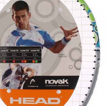 Teniso raketė HEAD NOVAK 23 junior