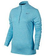 Begimo džemperis moterims NIKE ELEMENT HALF ZIP / 685910-432