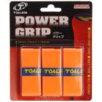 Koto apvijos TOALSON POWER GRIP x 3 orange