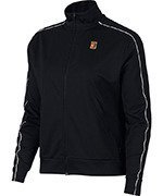 Teniso džemperis moterims  NIKE COURT WARM UP JACKET / AV2454-010