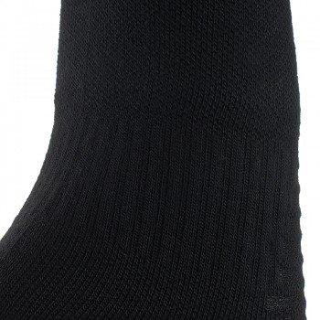 Bėgimo kojinės NIKE ELITE ANTI-BLISTER 2 LAYER QUARTER RUNNING SOCKS (1 pora)