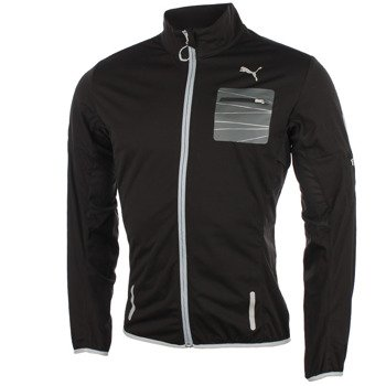 Bėgimo striukė vyrams PUMA PURE NIGHT CAT POWERED JACKET / 511996-01