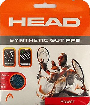 Teniso stygos HEAD SYNTHETIC GUT BLUE 12 m
